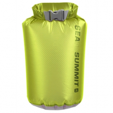 Sea To Summit UltraSil dry sack XS 2 liter groen 971709