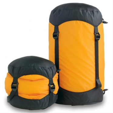 Sea to Summit UltraSil Compression Sack S 10L geel