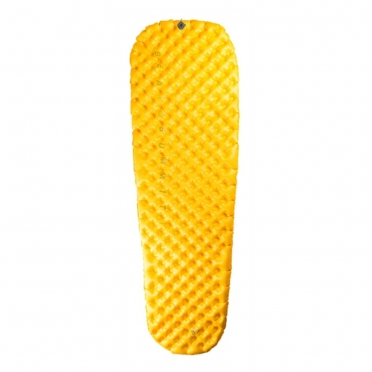 Sea to Summit UltraLight mat regular geel