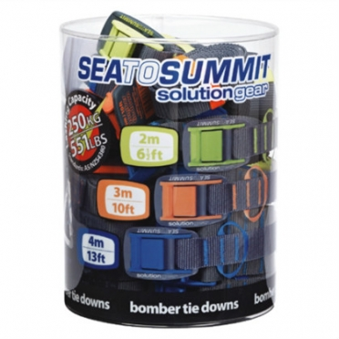 Sea to Summit bomber tie down retail pack 18 stuks 974783