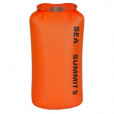 Sea To Summit UltraSil Nano dry sack L 13 liter oranje 974766