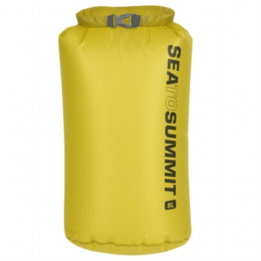 Sea To Summit UltraSil Nano dry sack M 8 liter lime 974765