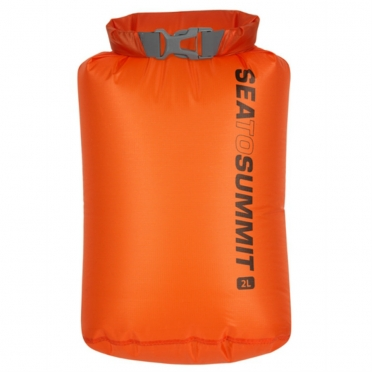 Sea To Summit UltraSil Nano dry sack XS 2 liter oranje 974763