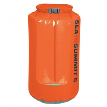 Sea To Summit UltraSil view dry sack M 8 liter oranje 974772