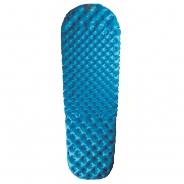 Sea to Summit Comfort Light mat regular blauw