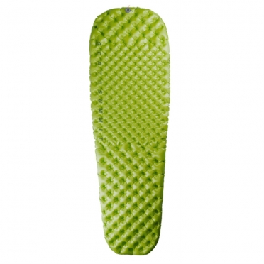 Sea to Summit Comfort Light insul mat regular groen
