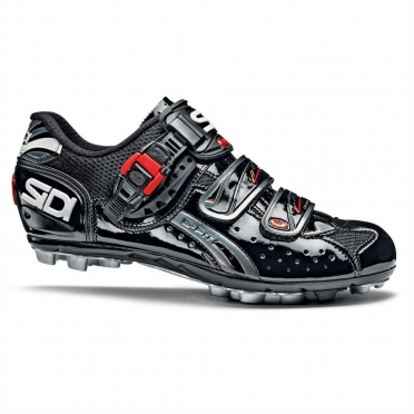 Sidi Eagle 5 Fit mountainbikeschoen dames zwart