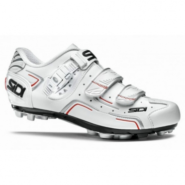Sidi Buvel mountainbikeschoen wit