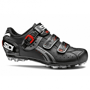 Sidi Dominator 5 Fit mountainbikeschoen zwart