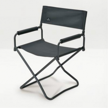 Snow Peak Garden FD Chair (LV-070G-BK)