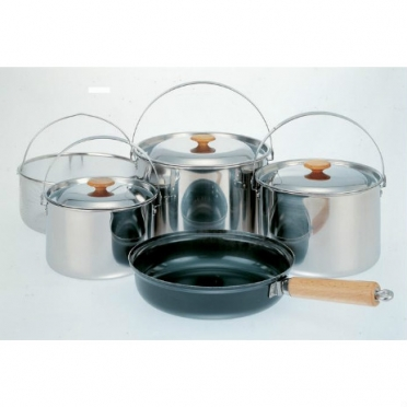 Snow Peak Heavy Duty Multi-purpose Cook Set 1 (CS-021)