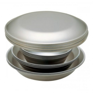 Snow Peak Tableware Dish L Family (TW-021F)