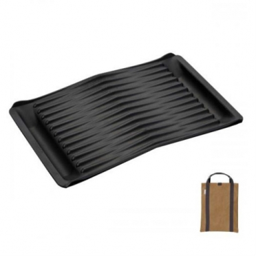 Snow Peak cast iron griddle half (GR-015)