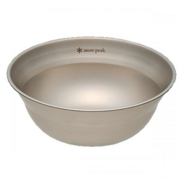 Snow Peak tableware bowl M (TW-030)
