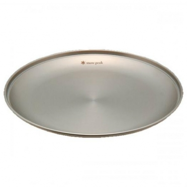 Snow Peak tableware plate L (TW-034)