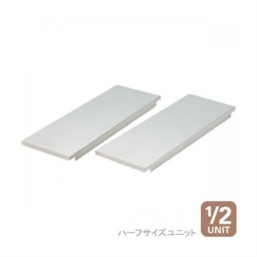 Snow peak Iron Grill Table St ainless Tray 2P Set (CK-120)