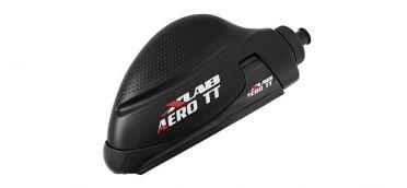 XLAB Aero TT frame bidonhouder + bidon zwart