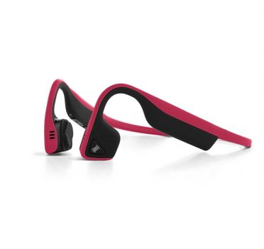 Aftershokz Trekz air sunset pink sport hoofdtelefoon