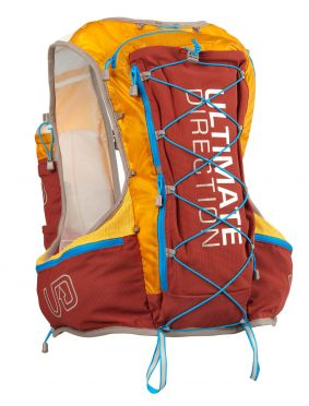 Ultimate Direction AK mountain vest 3.0 hardlooprugzak canyon