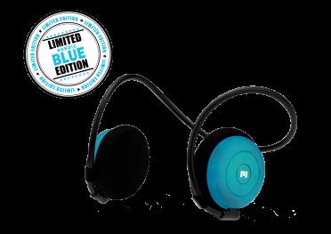 Miiego AL3+ Freedom draadloze bluetooth hoofdtelefoon blauw
