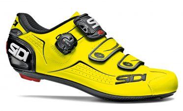 Sidi Alba raceschoen geel/zwart heren