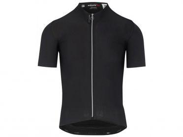 Assos Equipe RS Aero korte mouw fietsshirt prof zwart heren