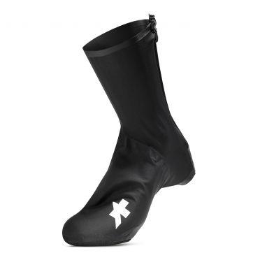 Assos RS regen booties overschoenen zwart