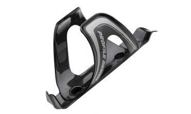 Profile Design Axis carbon bidonhouder zwart