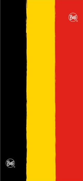 BUFF Original buff Belgium flag
