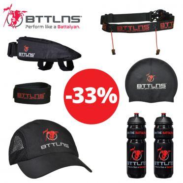 BTTLNS Triathlon accessoires pakket