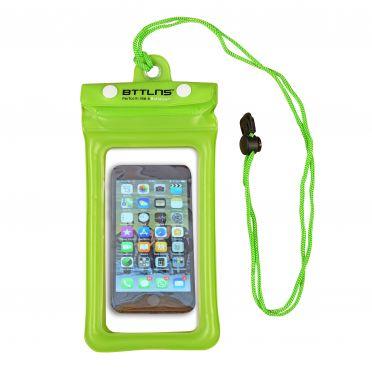 BTTLNS Endymion 1.0 drijvende waterdichte telefoonhoes groen