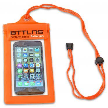 BTTLNS Waterdichte telefoonhoes Iscariot 1.0 oranje