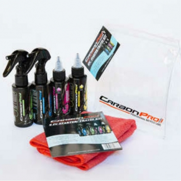 CarbonPro Starter/Travel kit (lite wet/lite dry)