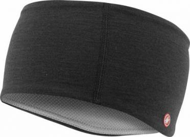 Castelli Bandito hoofdband zwart
