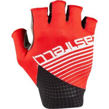 Castelli Competizione handschoen rood heren