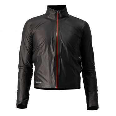 Castelli Idro 3 regen jacket zwart heren