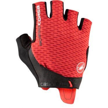 Castelli Rosso Corsa Pro V handschoen rood heren
