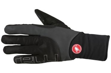 Castelli Tempesta 2 glove fietshandschoenen zwart heren
