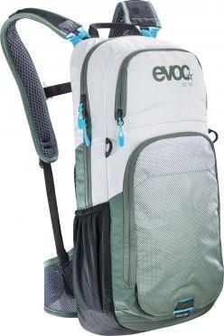 Evoc CC 16 liter rugzak wit/groen