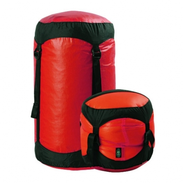Sea to Summit UltraSil Compression Sack M 14L rood