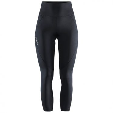 Craft Advanced Essence High Waist tight hardloopbroek zwart dames