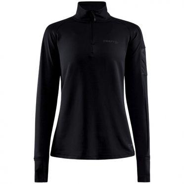 Craft Advanced Subz hardloopshirt lange mouwen zwart