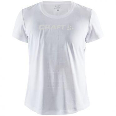 Craft Essence mesh hardloopshirt SS wit dames