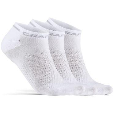 Craft Advanced Dry mid Shaftless Sokken wit 3-pack