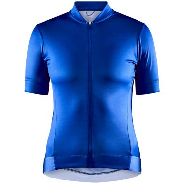 Craft Essence fietsshirt blauw dames