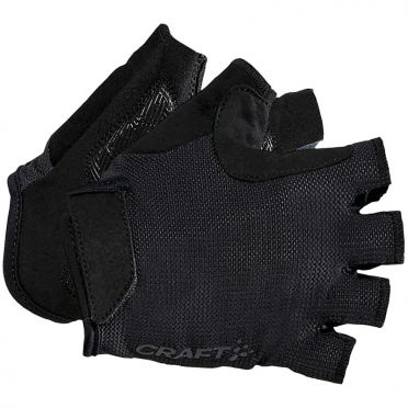 Craft Essence fietshandschoenen zwart heren