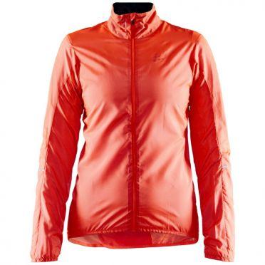 Craft Essence Light Wind fietsjack roze dames