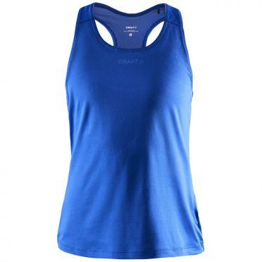 Craft Essence singlet blauw dames