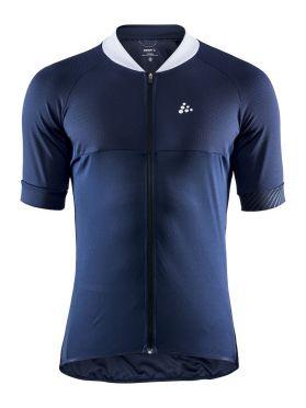 Craft Adopt fietsshirt blauw heren