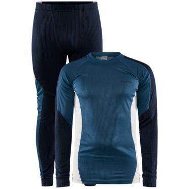 Craft Core Dry thermo onderkleding set blauw heren